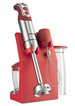 Блендер погружной Gorenje HB 804 QR, красный